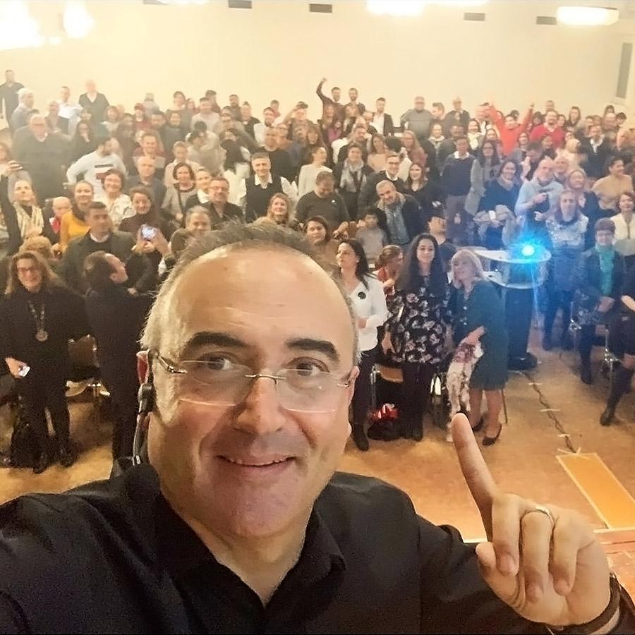Sunay Akın Zürih Konferansı (18)