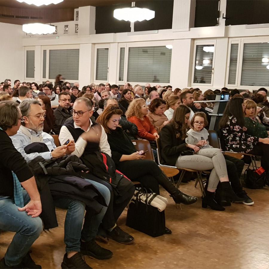Sunay Akın Zürih Konferansı (2)