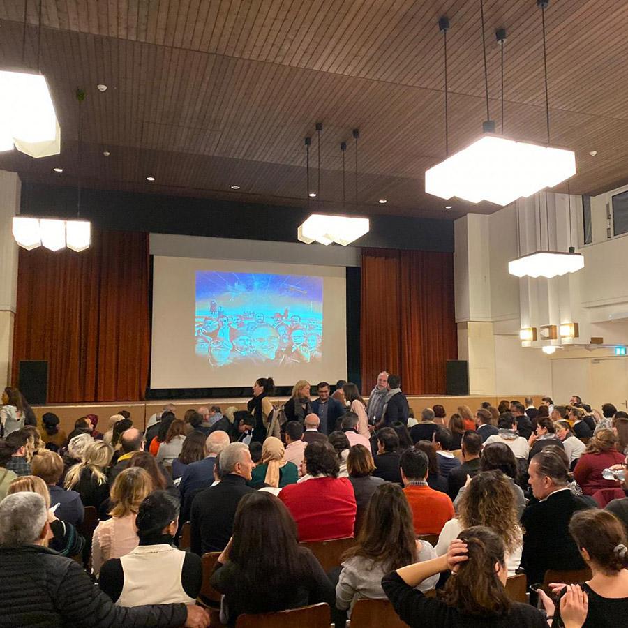 Sunay Akın Zürih Konferansı (3)